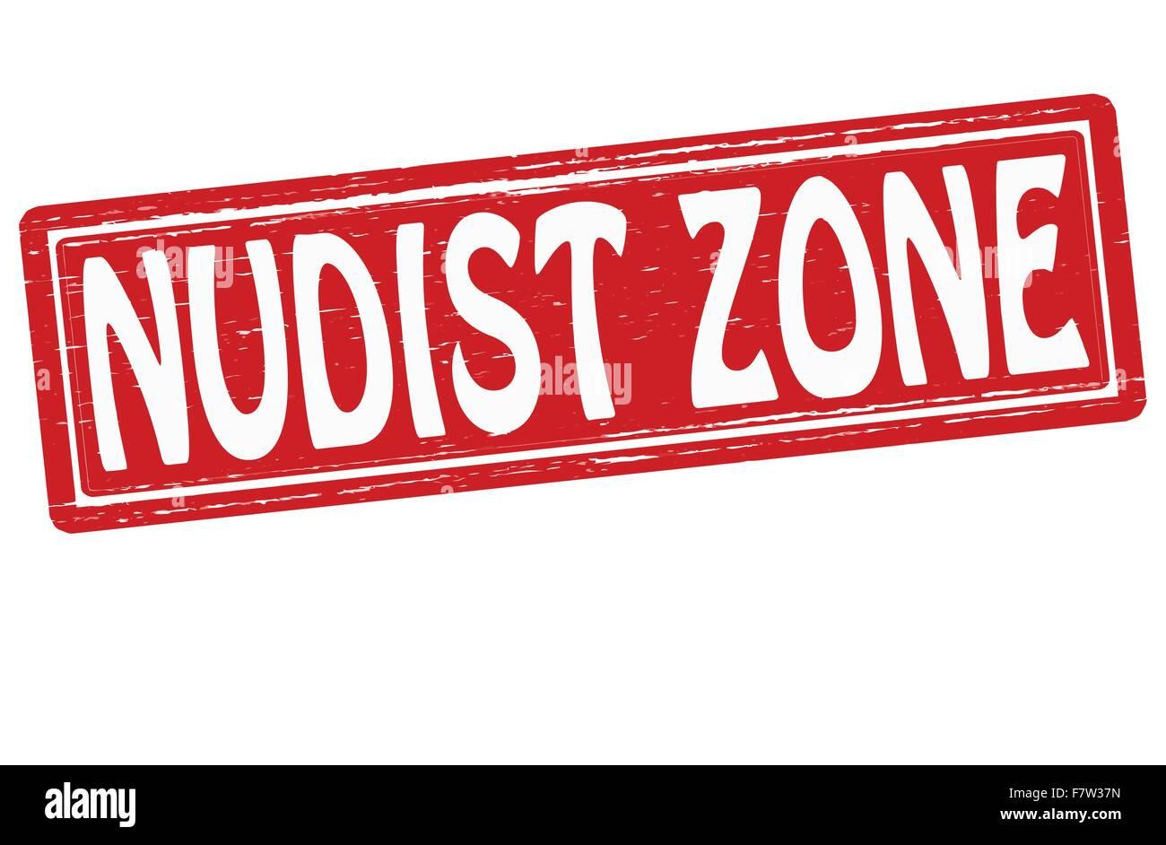 Nudist Zone Nudist zone