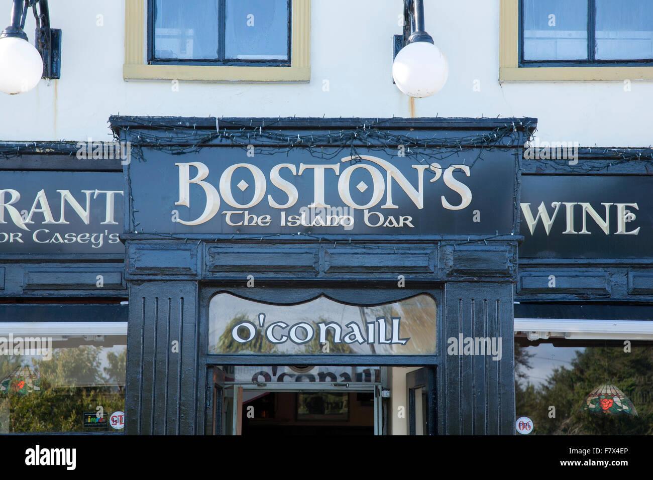 Boston S Bar Valentia Island
