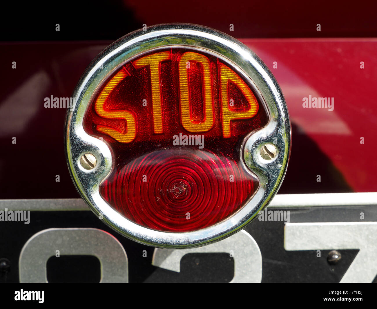 Classic Car Tail Lights Uk