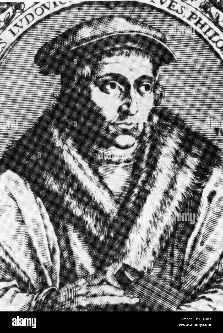 Juan luis vives 1493 1540 spanish born philosopher and humanist