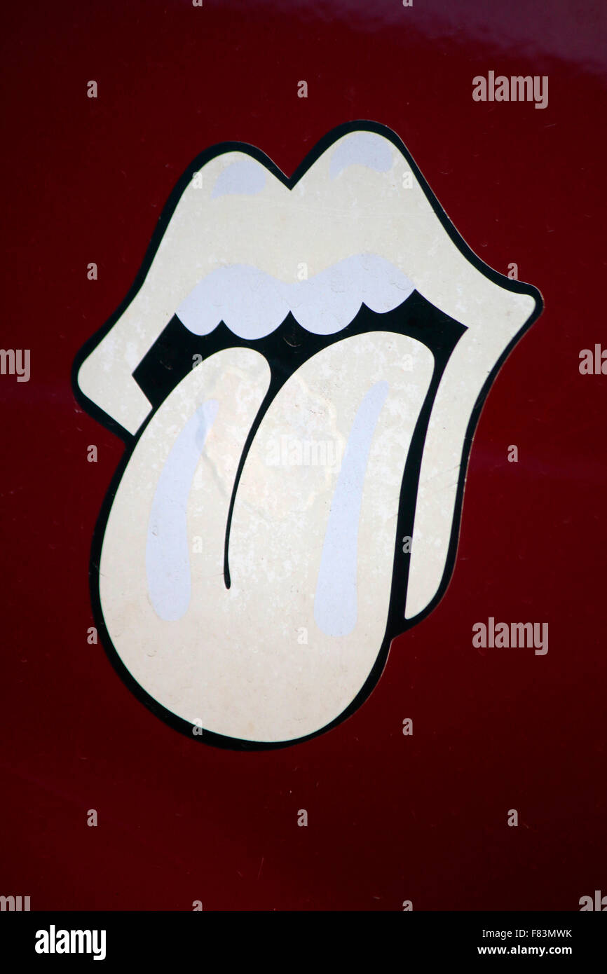 Rolling stones logo stock photos rolling stones logo stock das logo der band rolling stones berlin biocorpaavc