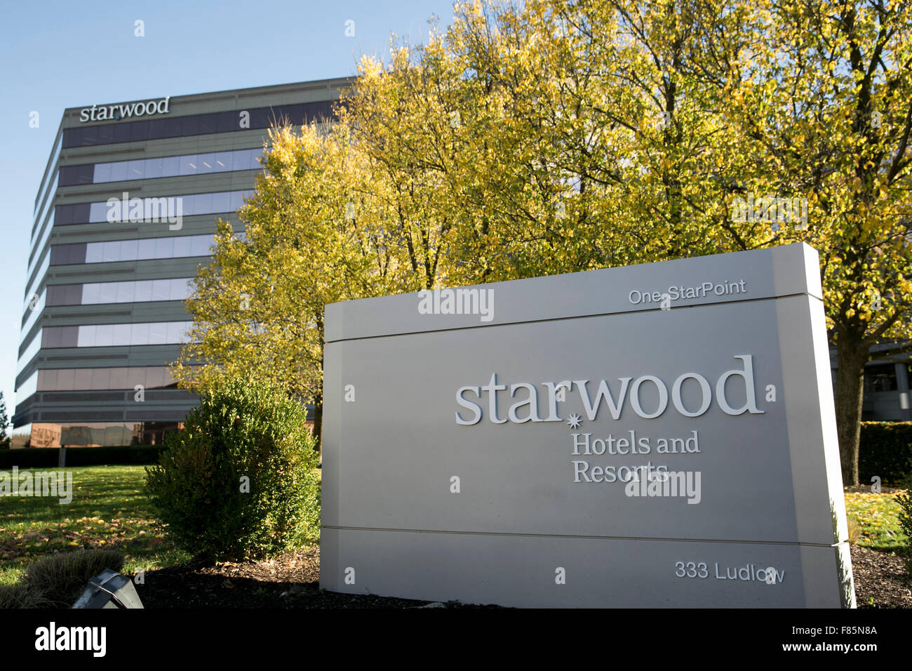strategy implemented in starwood hotels and resorts tourism essay Marriott international and innovative global sales and marketing strategies  paris marriott rive gauche hotel & conference center.