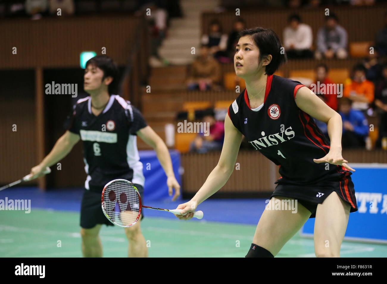 nd Yoyogi Gymnasium Tokyo Japan 6th Dec 2015 Kenta Kazuno