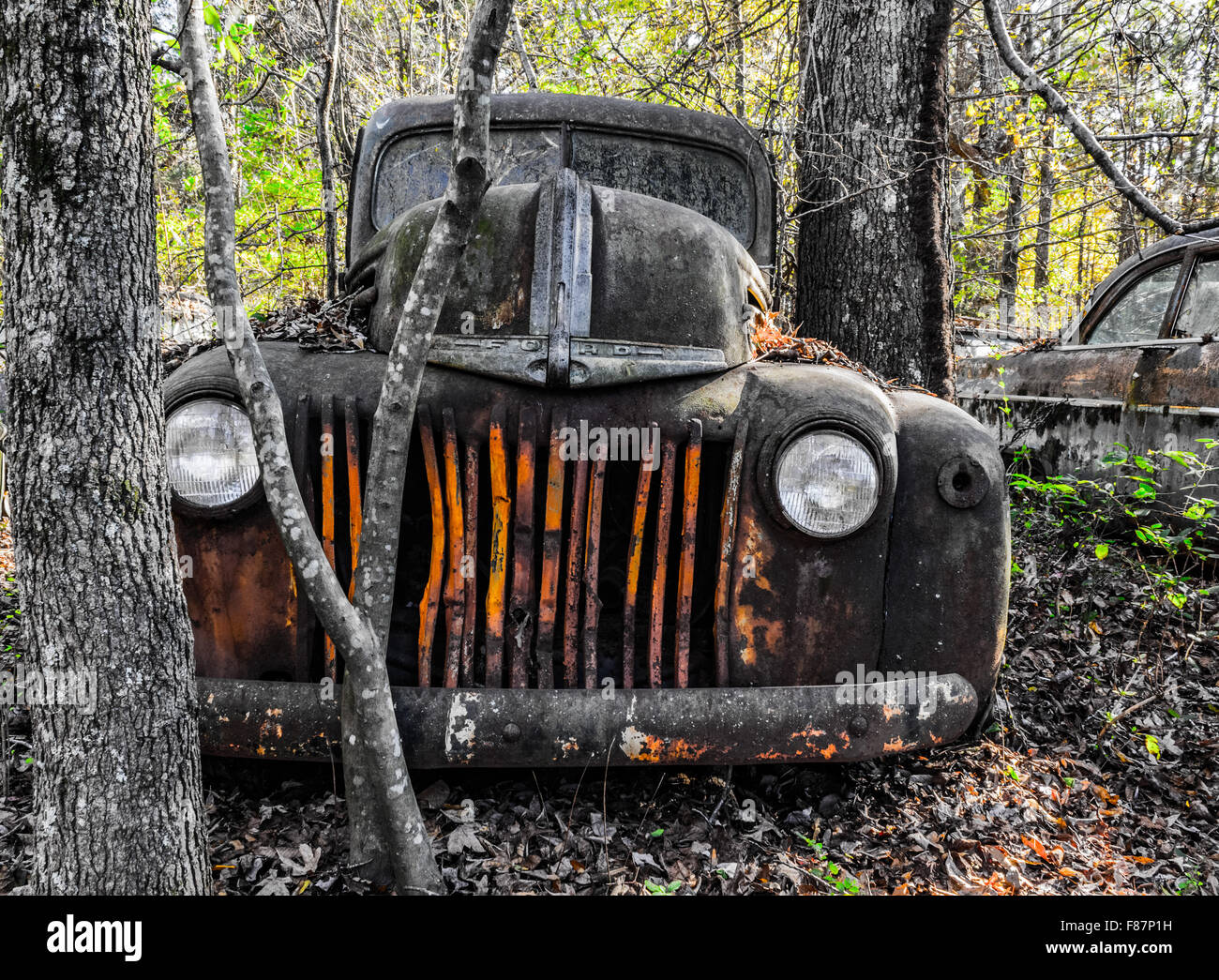 Magnificent Old Junk Cars For Free Pictures Inspiration - Classic ...
