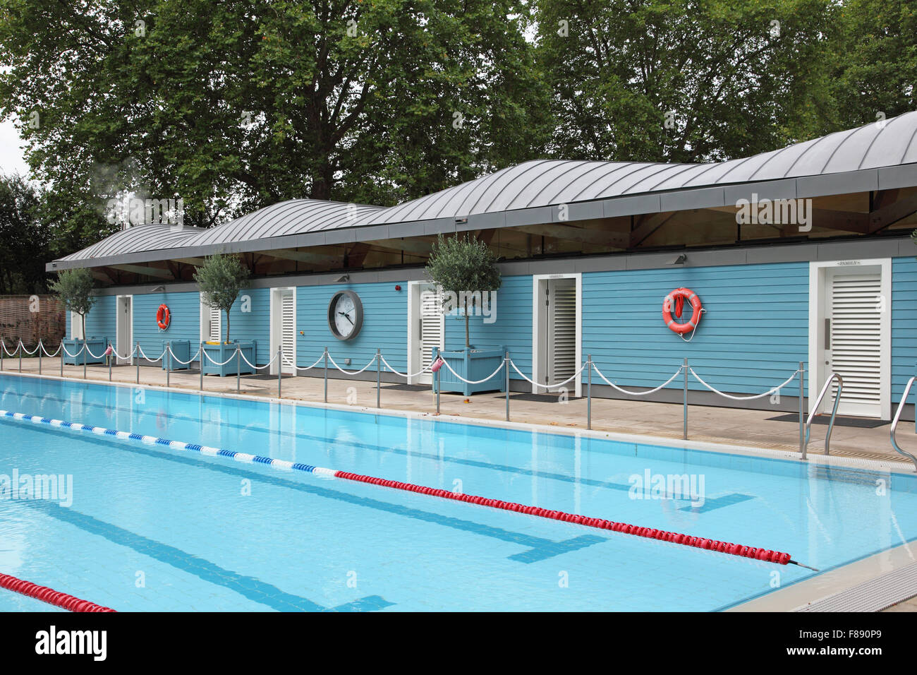 A private open air swimming pool with a distinctive zinc - An open air swimming pool crossword clue ...