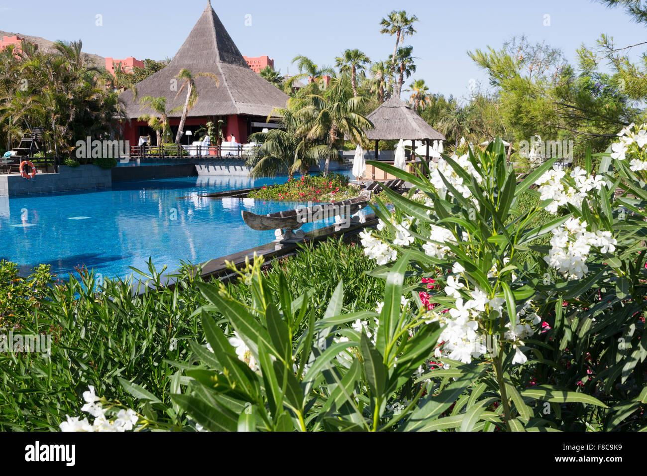 Asia gardens hotel a 5 star hotel near benidorm alicante - Hotel benidorm asia garden ...