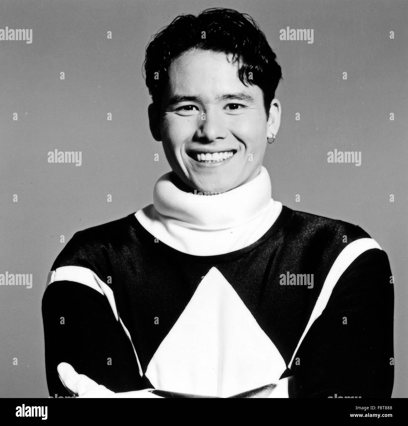 Mighty Morphin Power Rangers, Actionserie, USA 1993-1996 ... Johnny Yong Bosch Black Ranger