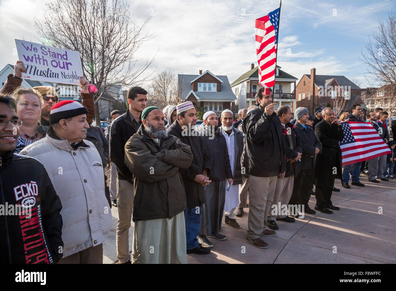 hamtramck muslim There are 10 islamic private schools in michigan, serving 1919 students  ( islamic) add to compare (1) 17272 mount elliott st hamtramck, mi 48212.