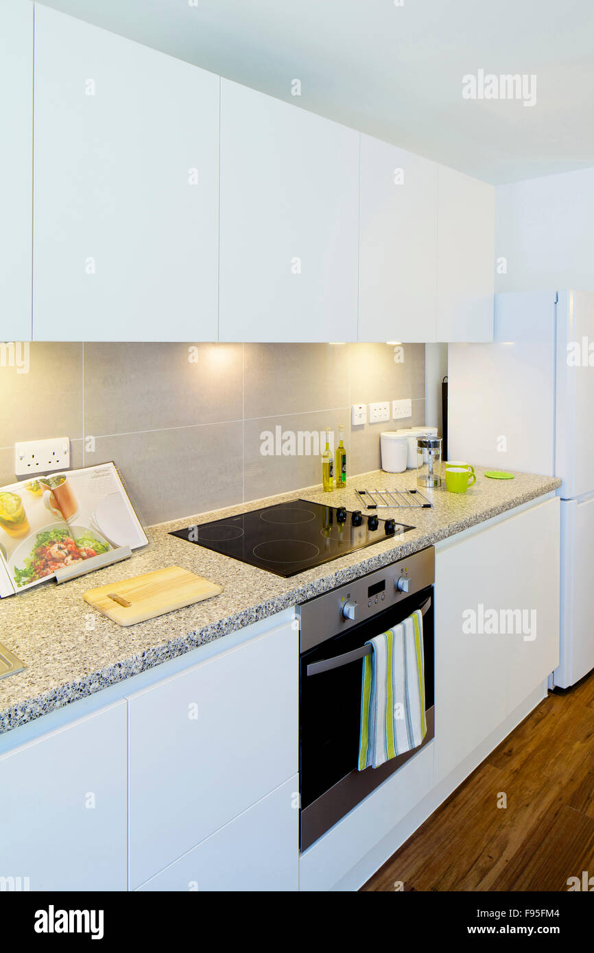Uncategorized Church Kitchen Design one church square london uk close up of kitchen modern stock architecture and design sleek countertops with induction hob white ki
