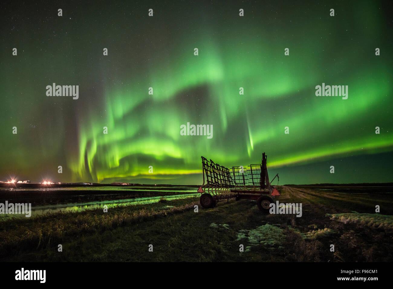 Aurora, canada, manitoba, cool, northern, lights, churchill ...