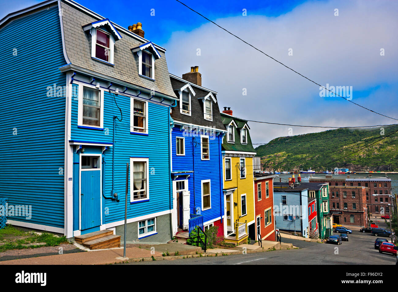 the charming houses in downtown st john 39 s st john 39 s bay. Black Bedroom Furniture Sets. Home Design Ideas