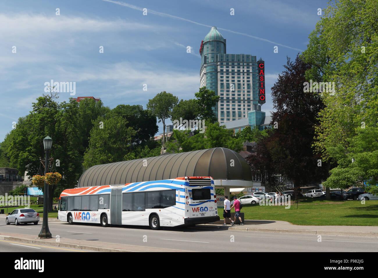 Casino niagara free bus james bond casino royal cars