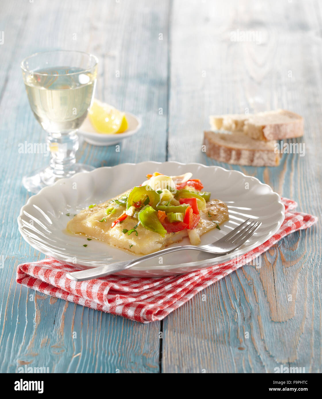 Tin foil baked fish stock photo royalty free image for Tin foil fish