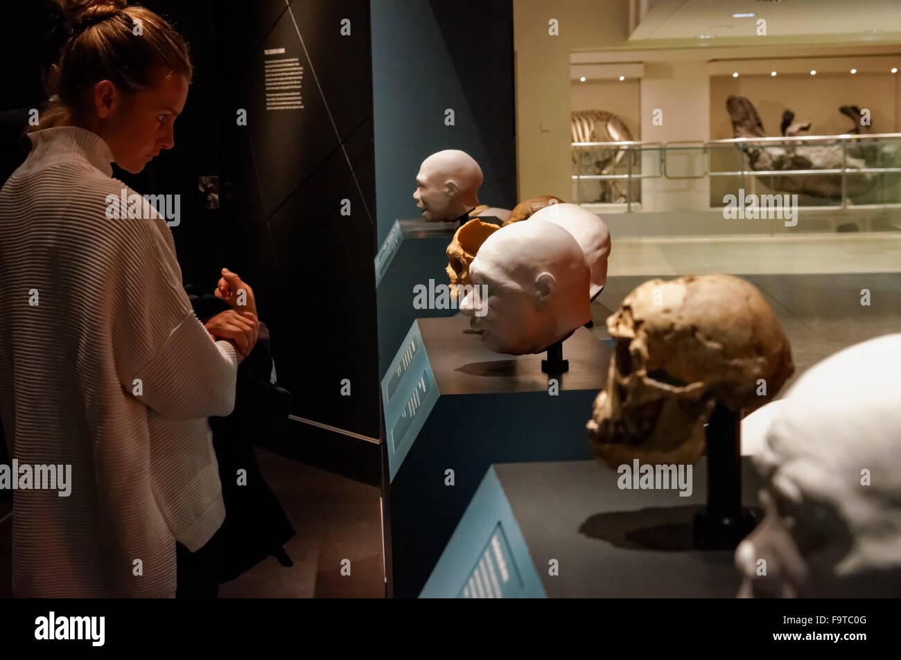 Human anatomy museum