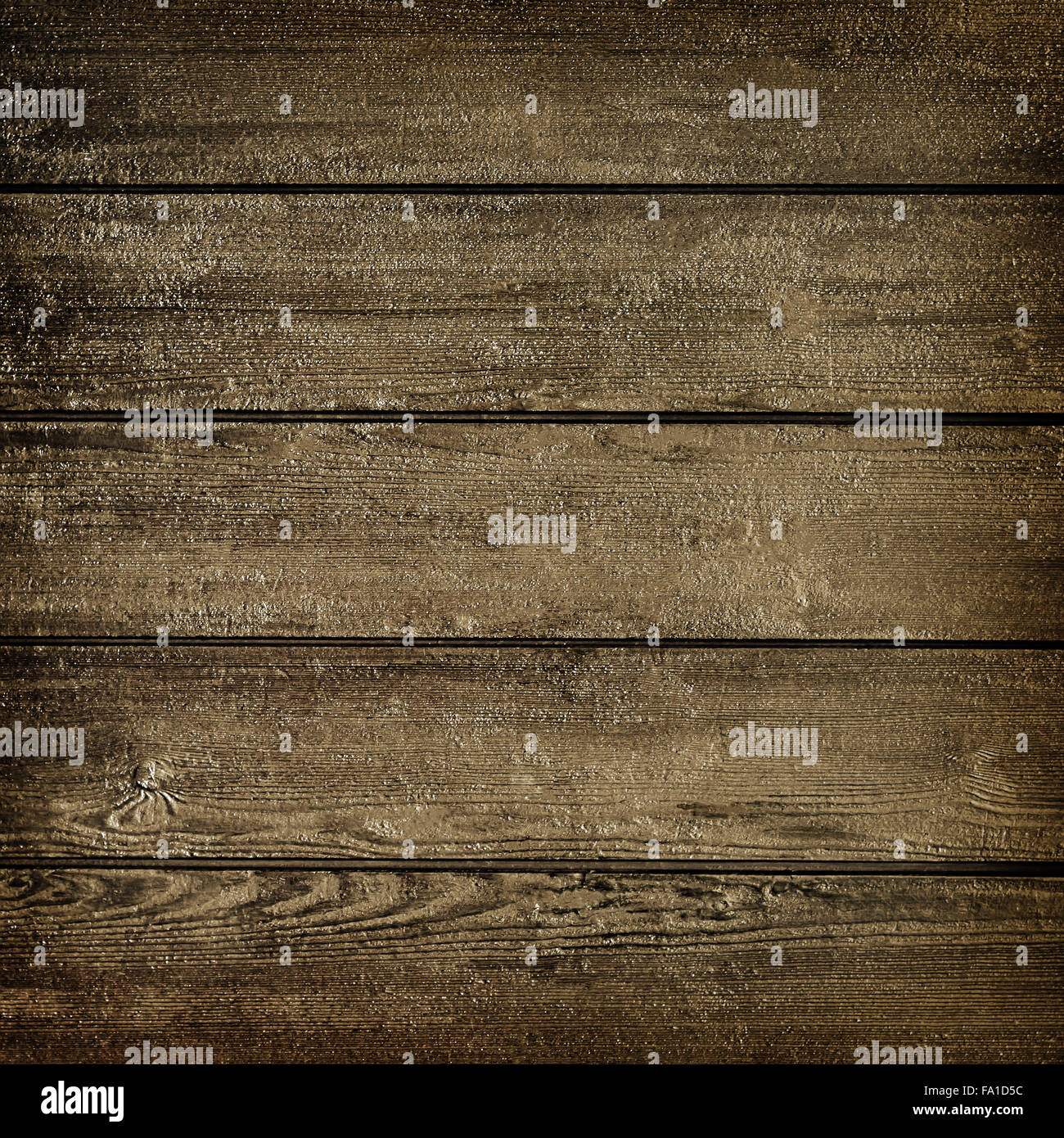 Plain wood table with hipster brick wall background stock photo - Wood Texture Background Brown Surface Empty Square Plain Closeup Horizontal Lines Stock Image