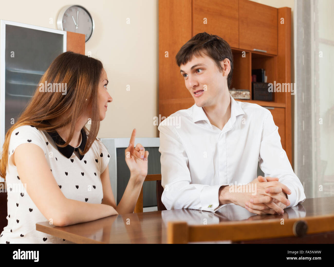 How To Have A Serious Talk With A Guy