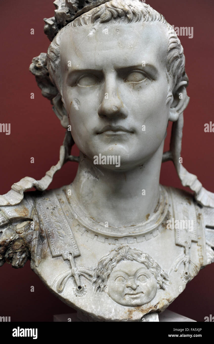 an introduction to the history of gaius caesar augustus germanicus or caligula Biography of the personal life of the schizophrenic roman emperor gaius caligula his famous father germanicus blond's roman emperors(a scandalous history.