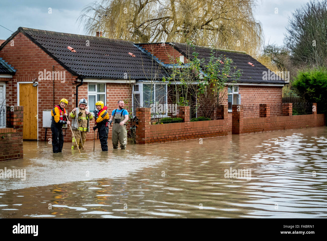 york weather. Stock Photo - York, UK. 26th December, 2015. UK Weather. Heavy Rain In The North Of England Causes Flooding York On Boxing Day As River Foss Breaks Weather