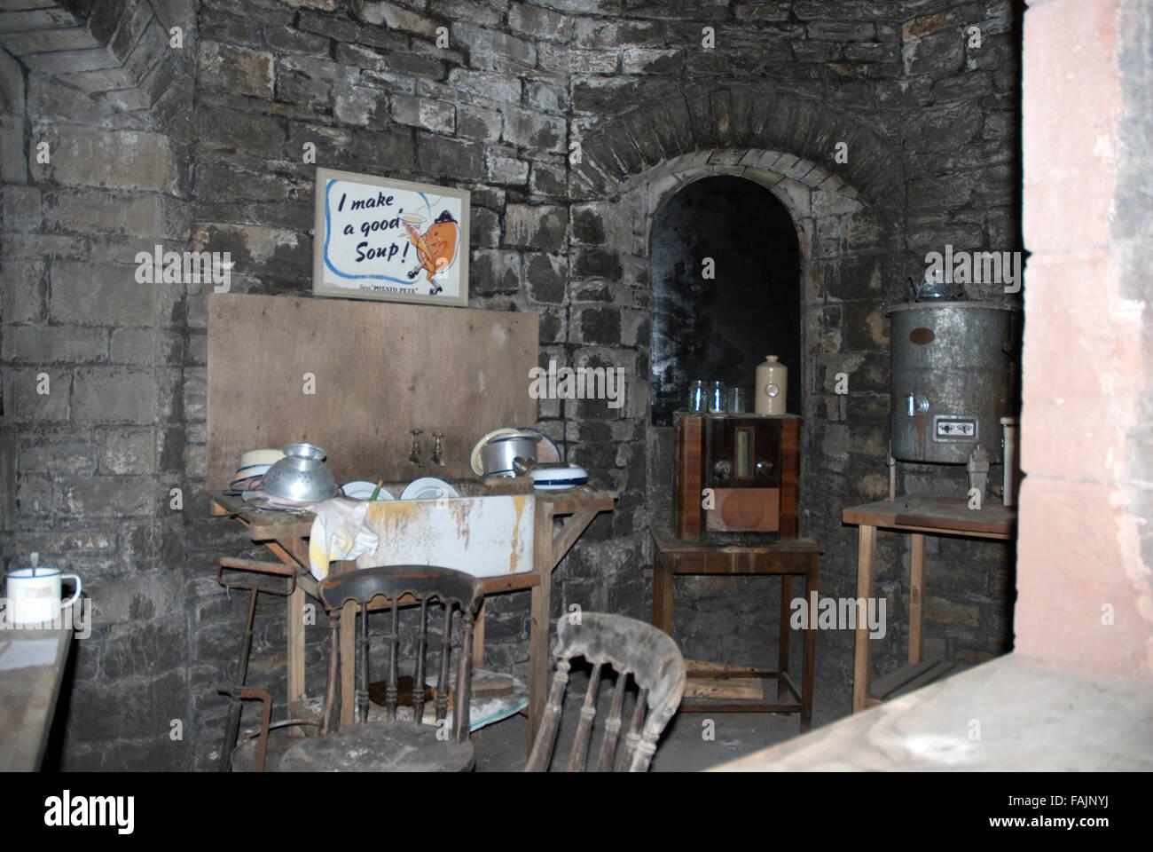 The Wartime Kitchen And Garden Wartime Kitchen Stock Photos Wartime Kitchen Stock Images Alamy