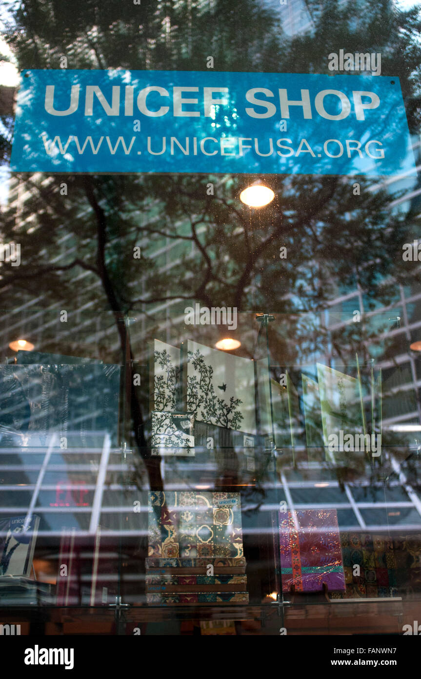 UNICEF House Gift Shop. 3 United Nations Plz New York, NY 10017 ...