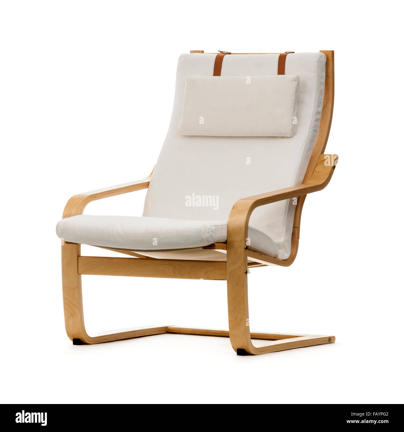Ikea POÄNG Chair, Introduced In 1977 As The POEM And Renamed To POÄNG In  1992