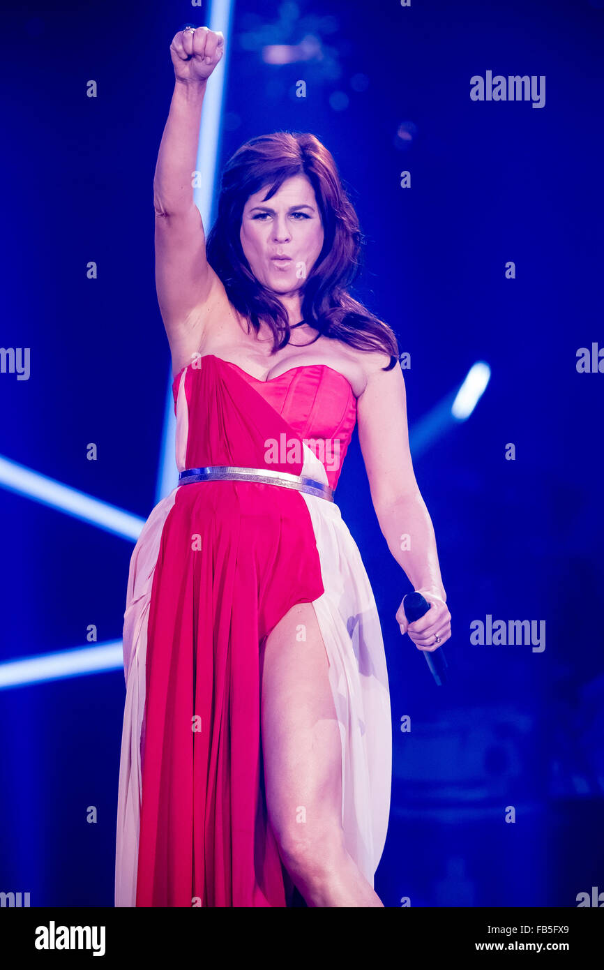 Andrea berg 2016 hd image free - 09th Jan 2016 German Singer Andrea Berg Performs On Stage