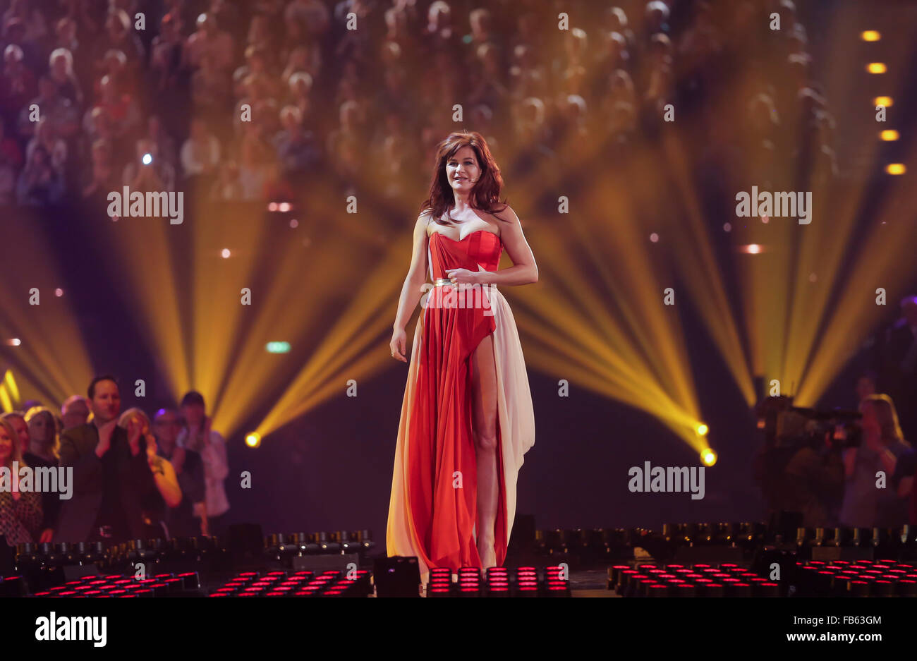 Andrea berg 2016 hd image free - 9th January 2016 Andrea Berg Presenting The Song At The Tv Show Das Grosse Fest Der Besten With Florian Silbereisen In The Velodrom In Berlin Credit