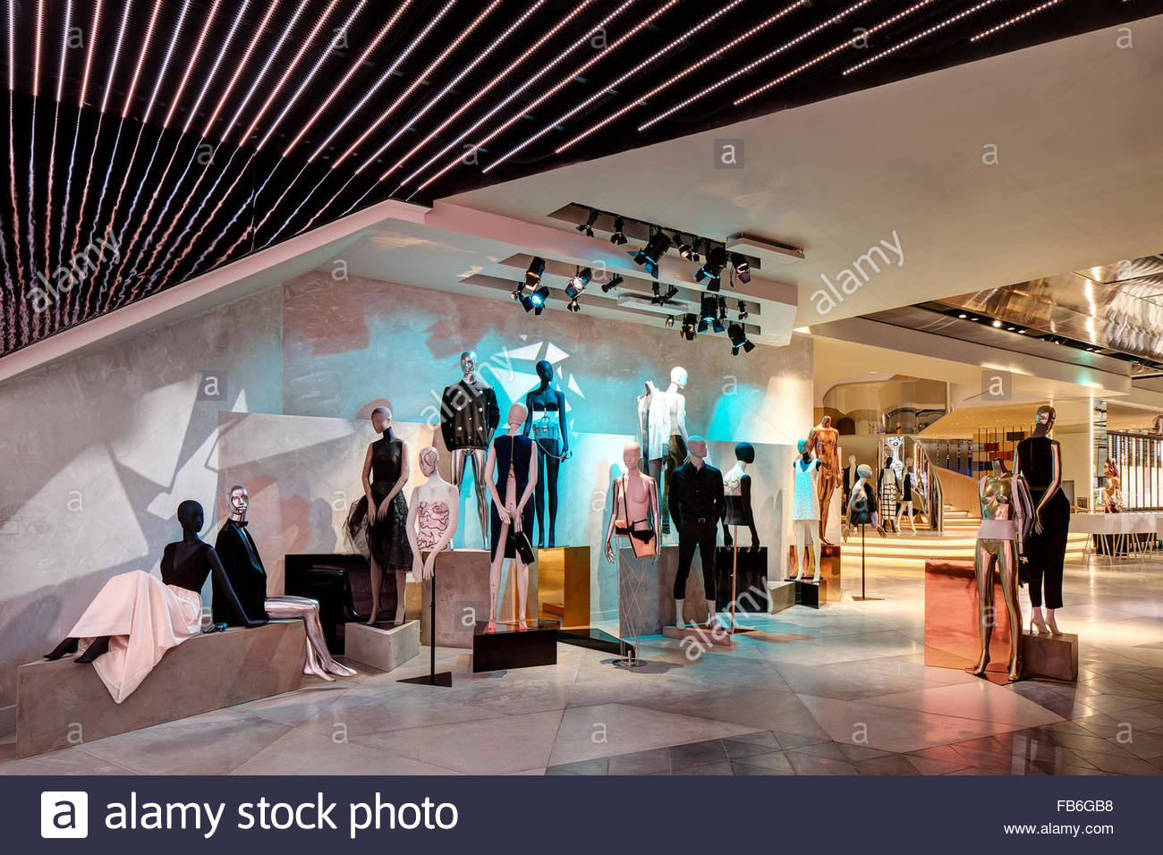 entrance to women 39 s wear and men 39 s wear harvey nichols. Black Bedroom Furniture Sets. Home Design Ideas