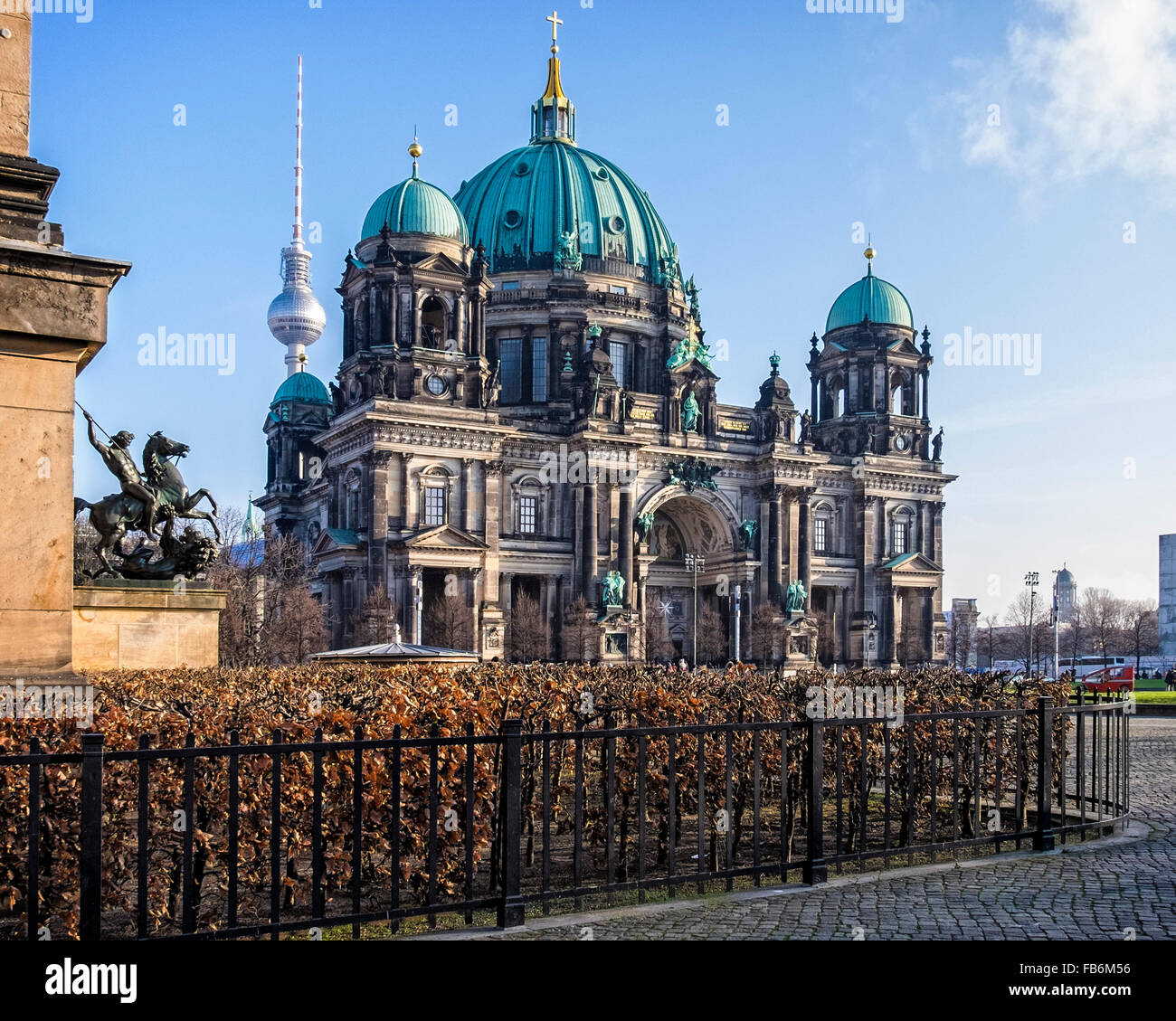Berlin Cathedral Berliner Dom High Renaissance Baroque
