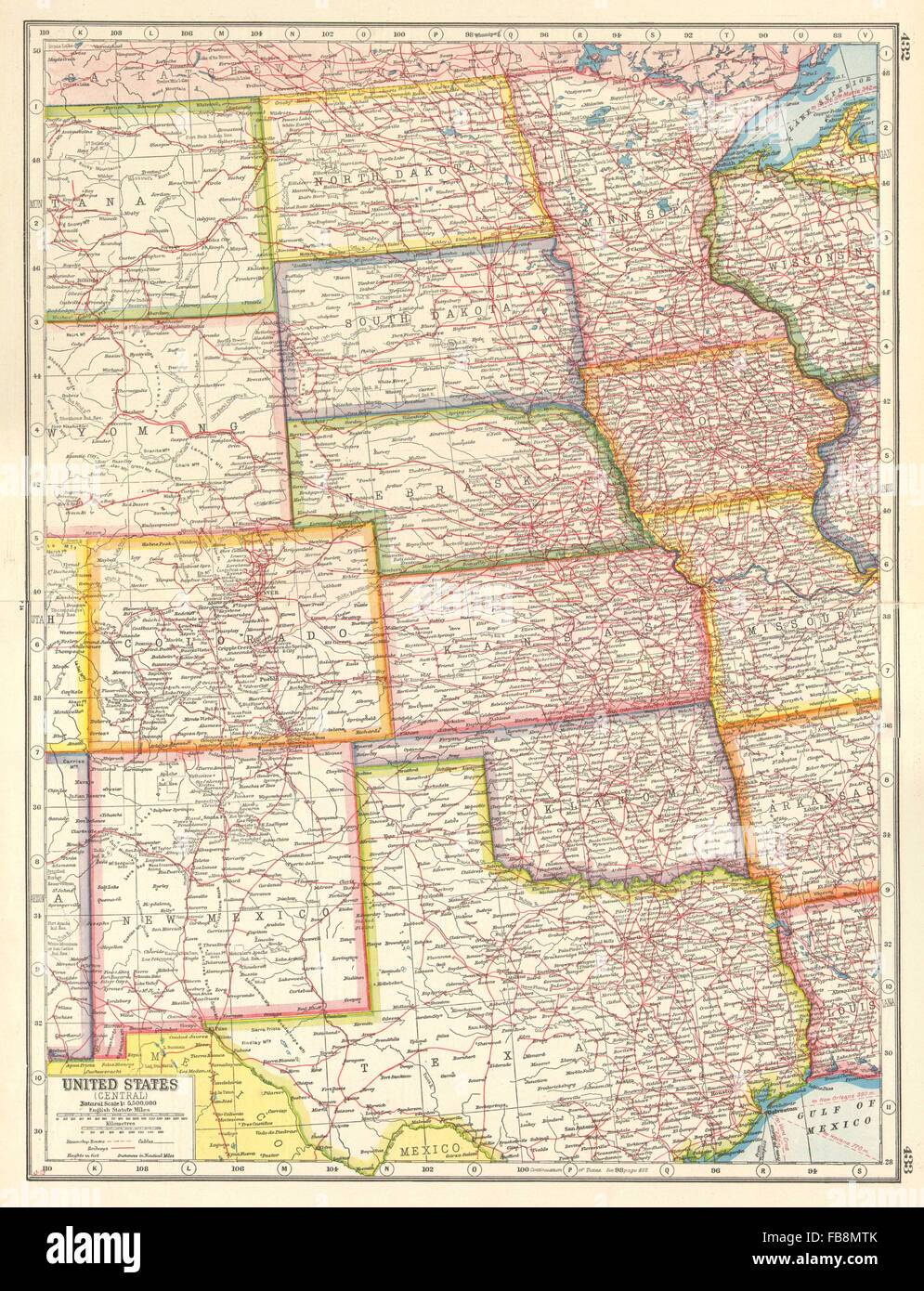 Geographical Map Of Minnesota And Minnesota Geographical Maps