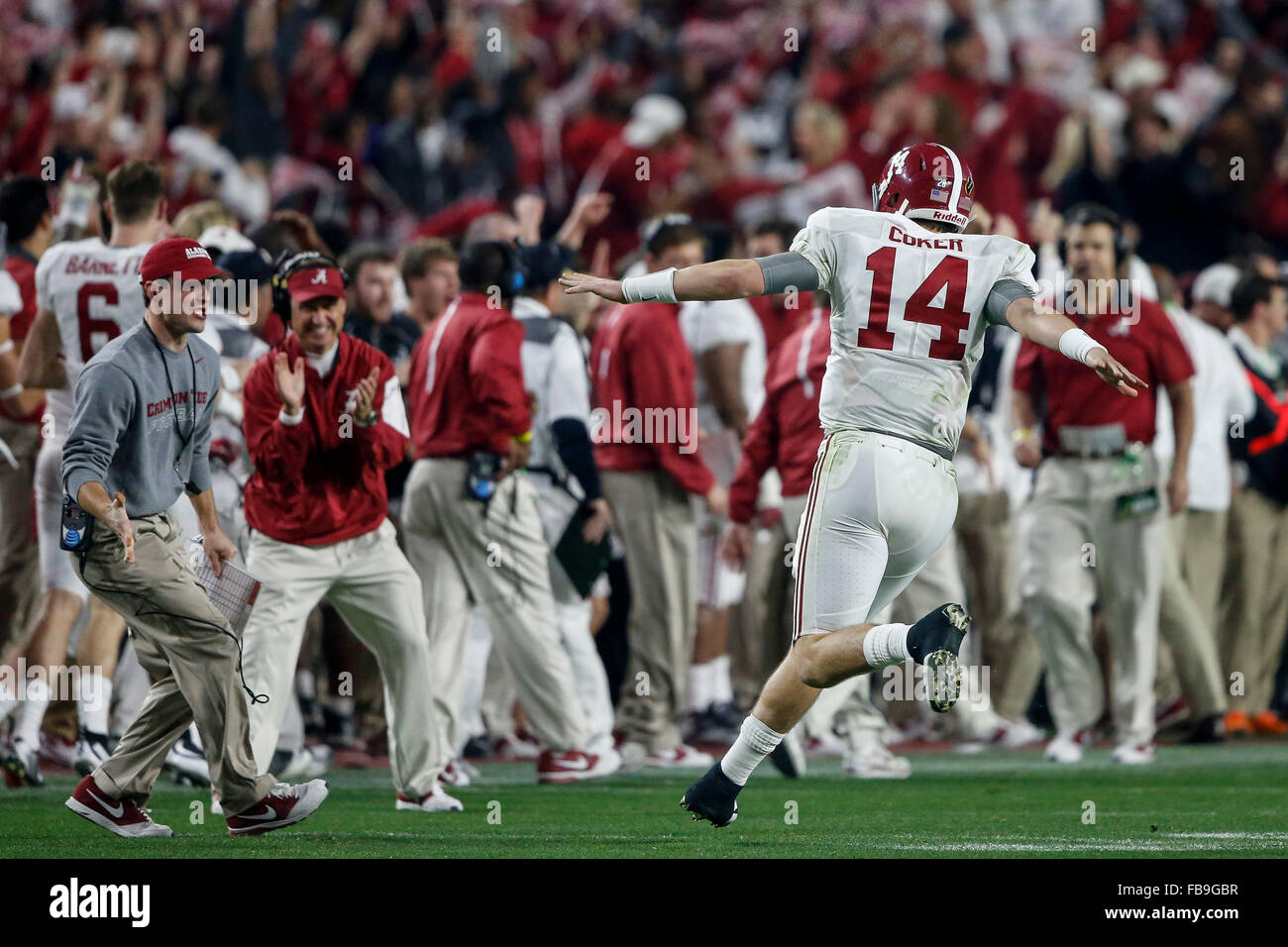 Pictures Of The Alabama Football Dynasty: 2009-2016 - CraveOnline