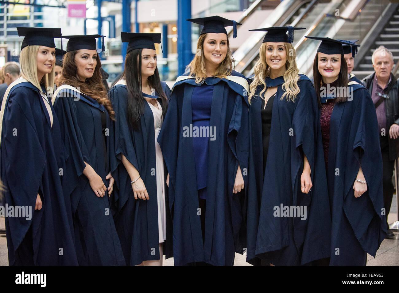 Amazing Birmingham City University Graduation Gown Vignette ...