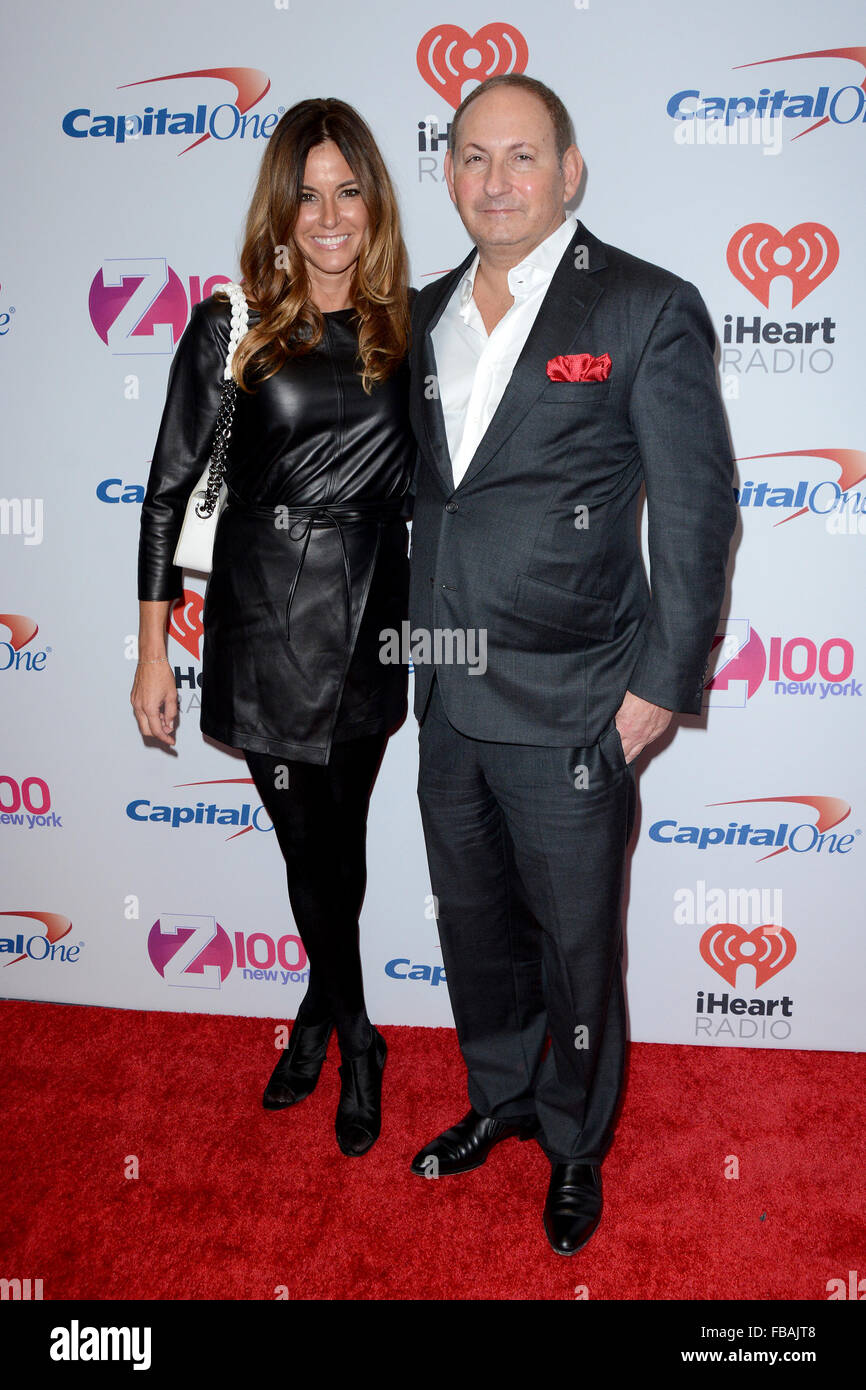 Z100 39 s iheartradio jingle ball 2015 at madison square garden stock photo royalty free image for Jingle ball madison square garden
