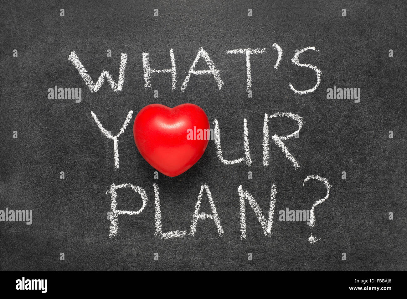 What is your plan question handwritten on blackboard with heart what is your plan question handwritten on blackboard with heart symbol instead o buycottarizona