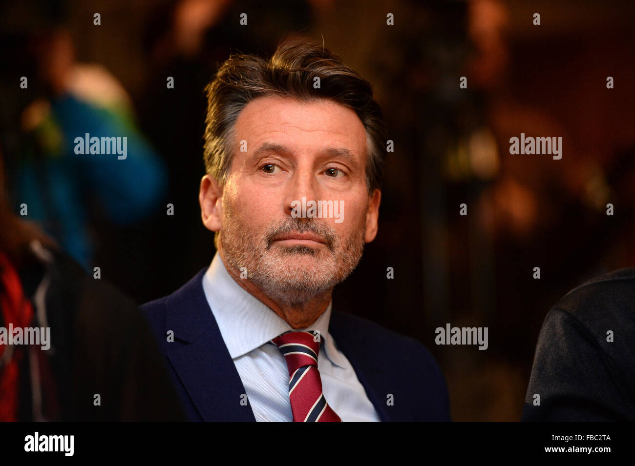 Unterschleissheim Germany  city photos gallery : Unterschleissheim, Germany. 14th Jan, 2016. Sebastian Coe, President ...