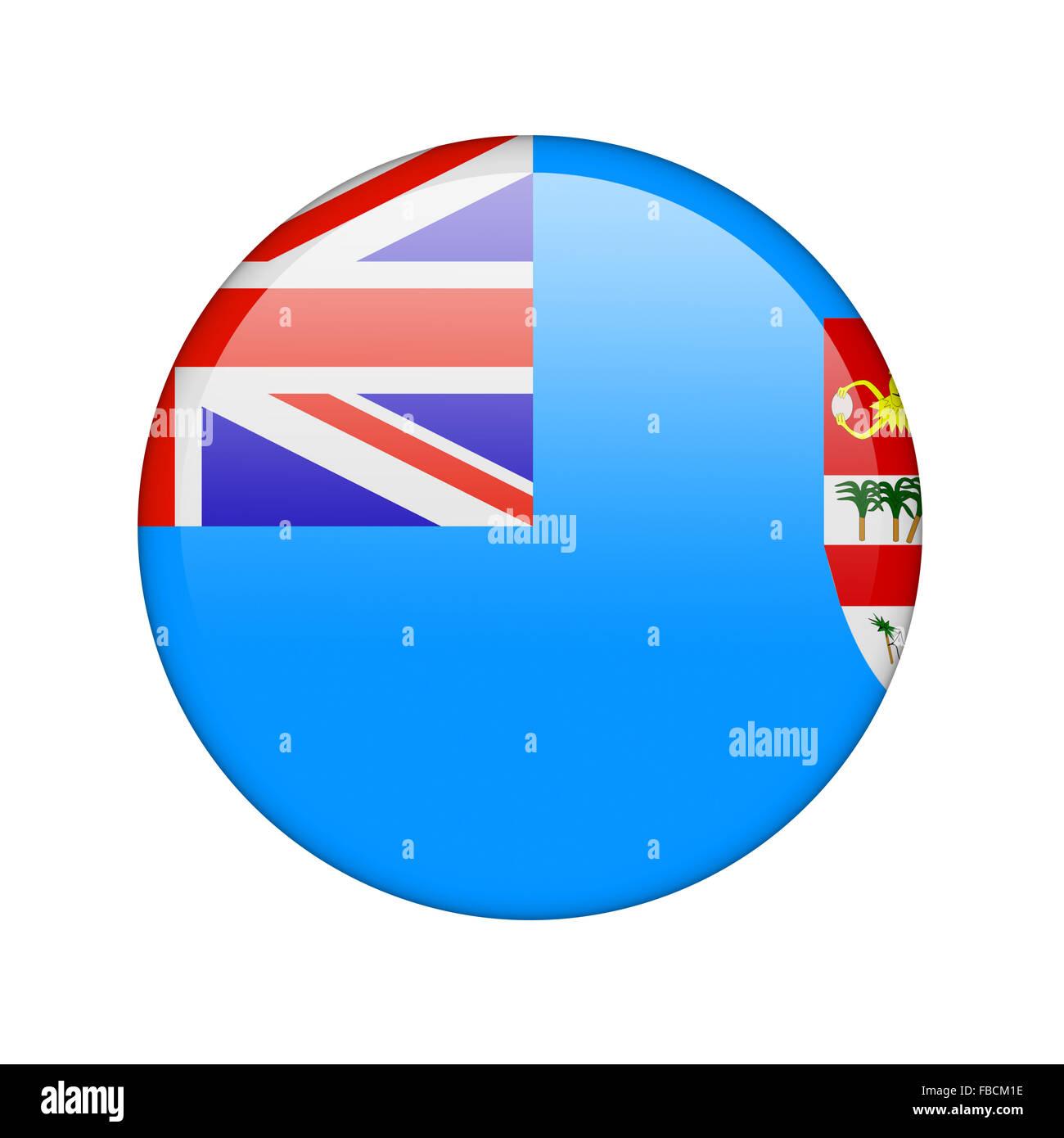 The Fiji flag Stock Photo Royalty Free Image 93092202  Alamy