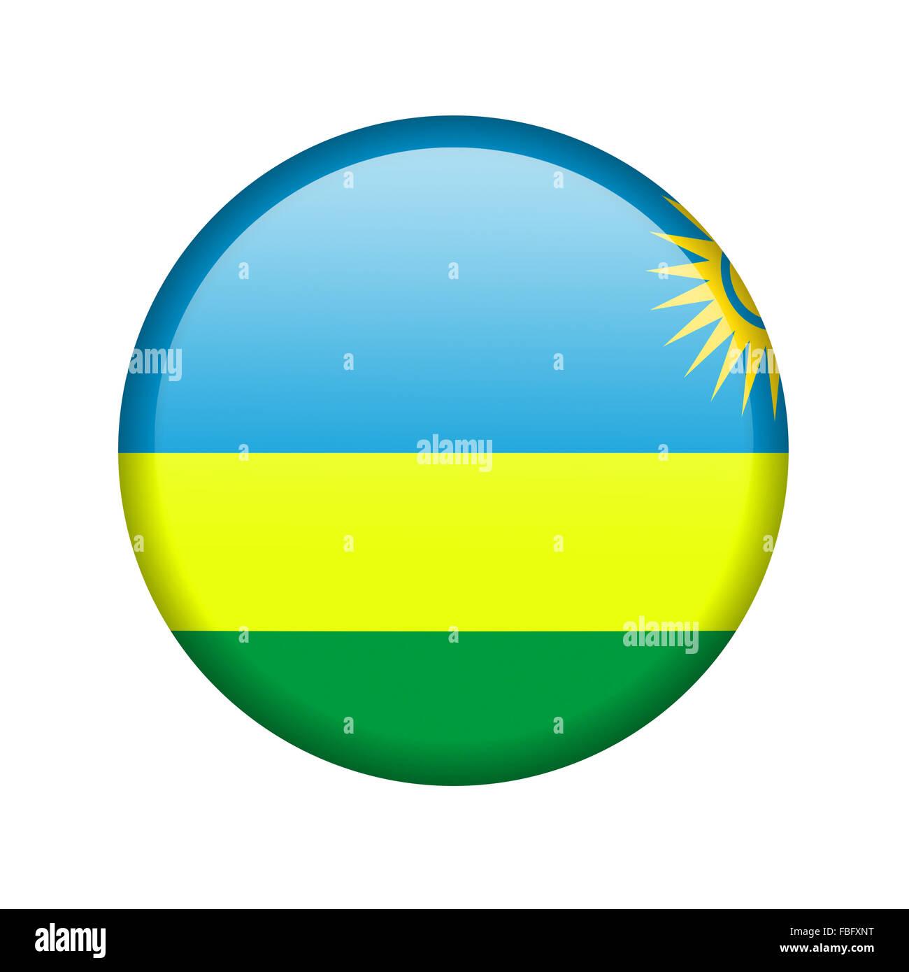 The Rwanda Flag Stock Photo Royalty Free Image Alamy - Rwanda flag