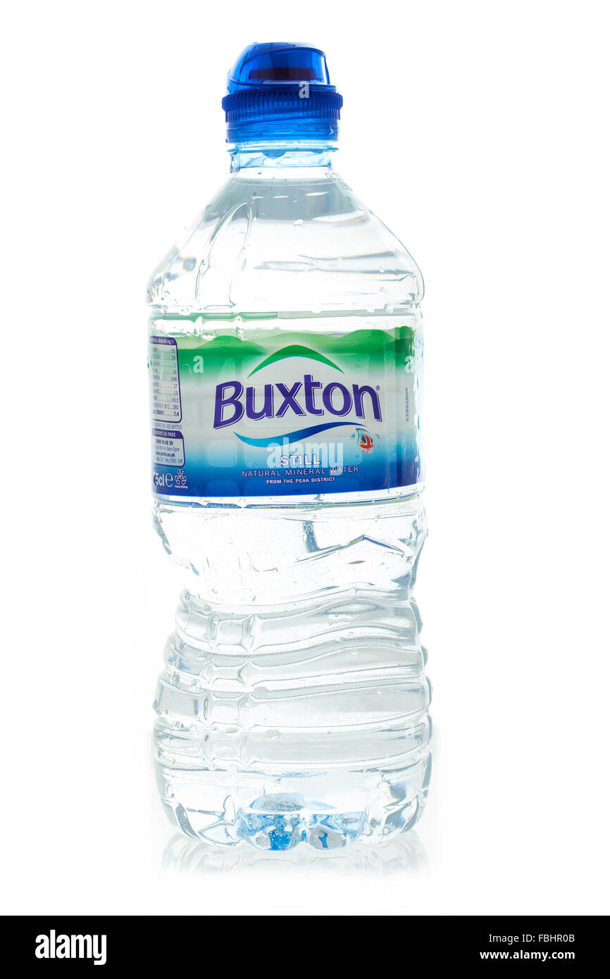 Pure water label stock photos pure water label stock images alamy bottle of buxton natural mineral water on a white background stock image biocorpaavc