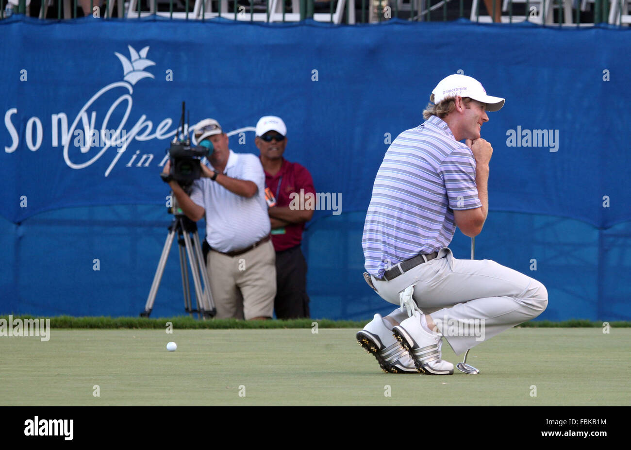 brandt snedeker reacts to a near miss on the michael 16 2016 brandt snedeker reacts to a near miss on the 17th green