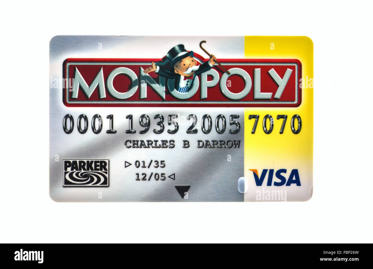 Monopoly credit card the classic trading game from parker brothers was first introduced to america in 1935