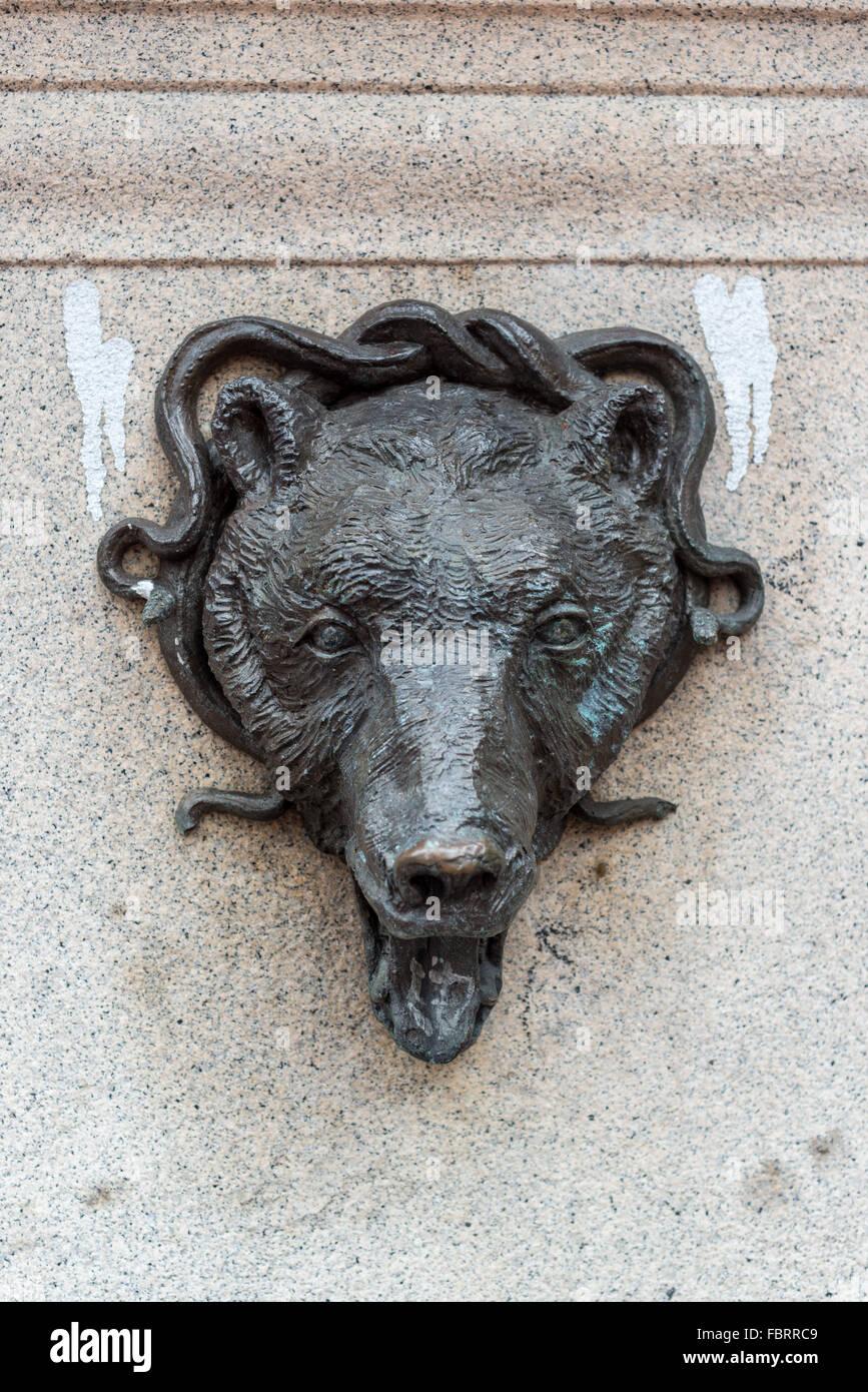California state symbol of a bear stock photo royalty free image california state symbol of a bear buycottarizona