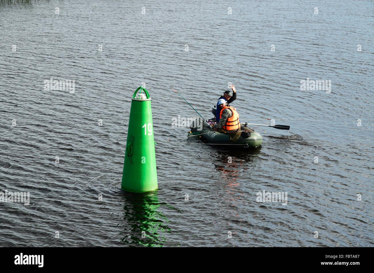 saimaa kanal finland