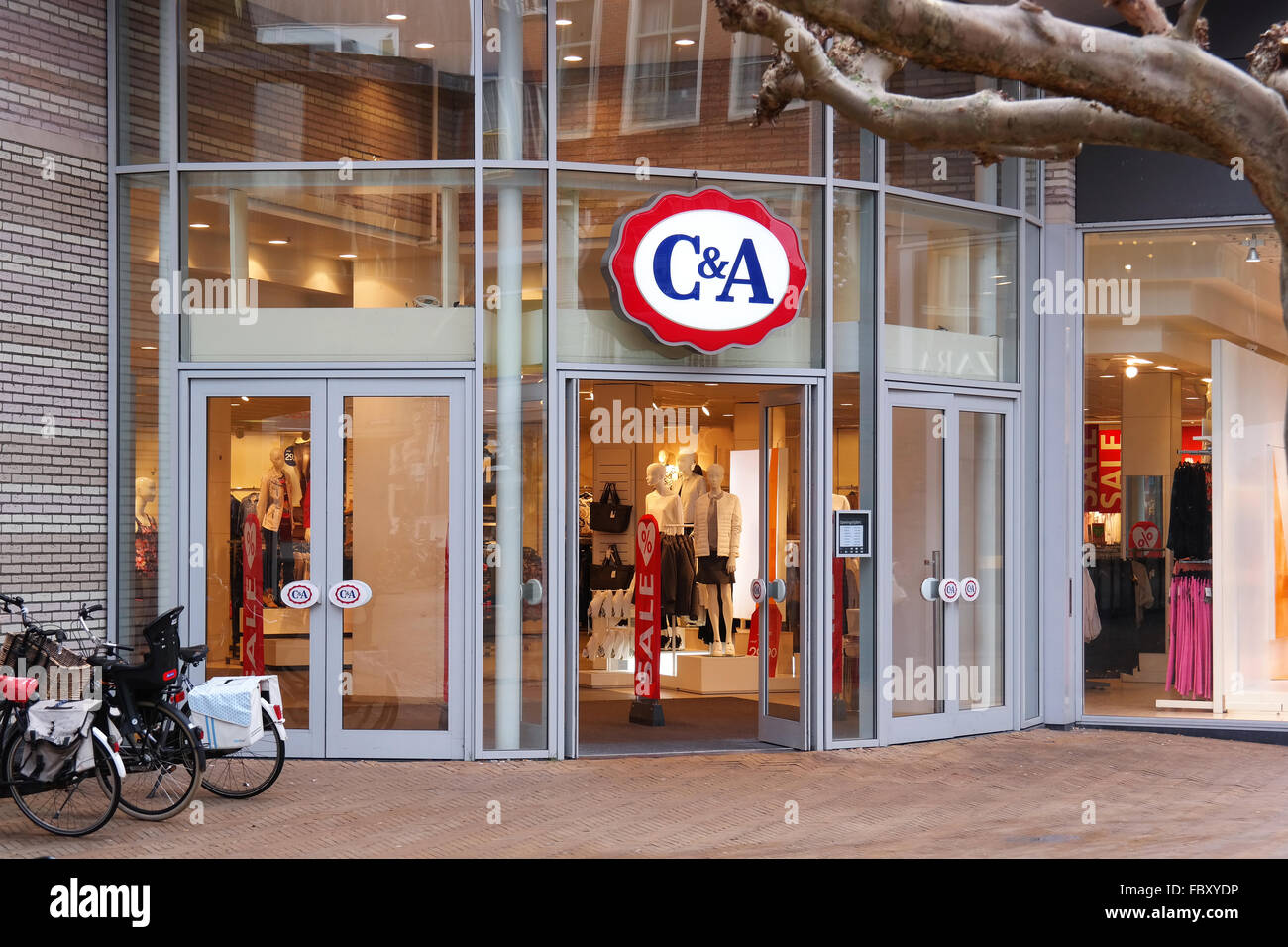 C&a at online shop