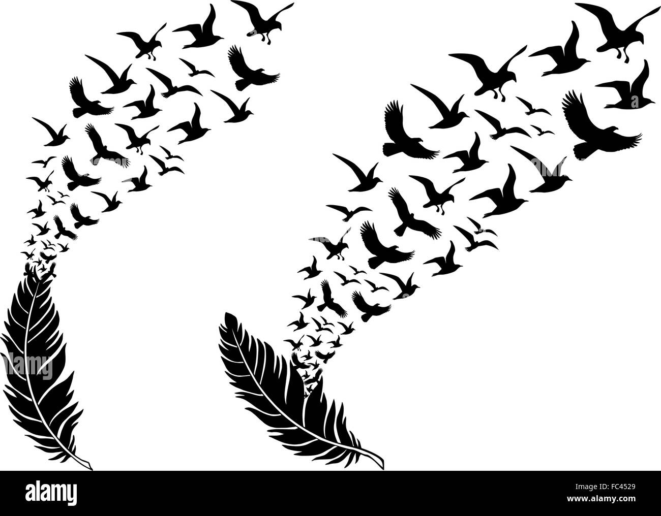 seagull tattoo stock photos u0026 seagull tattoo stock images alamy