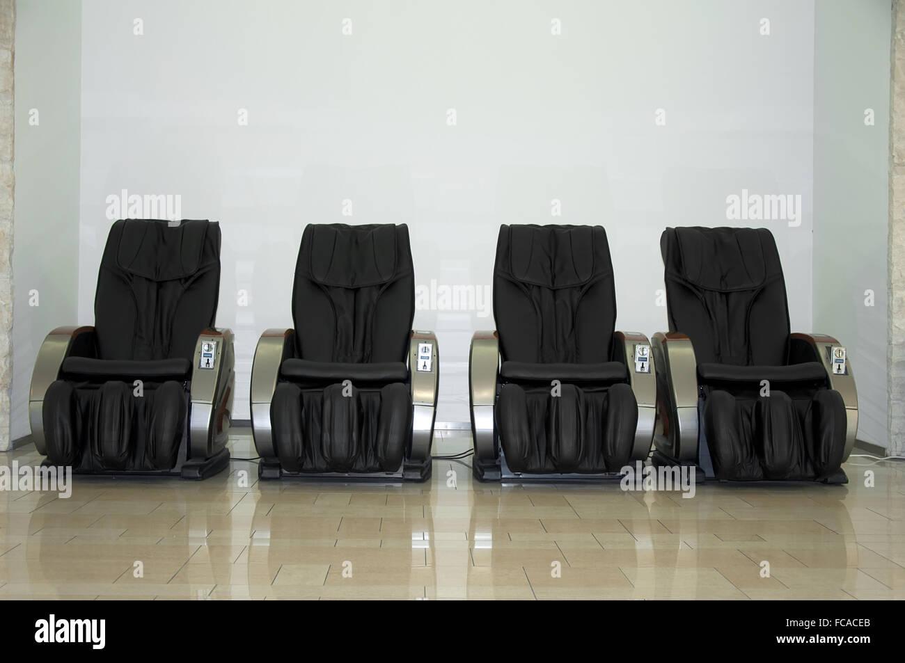 massage chairs stock photos u0026 massage chairs stock images alamy