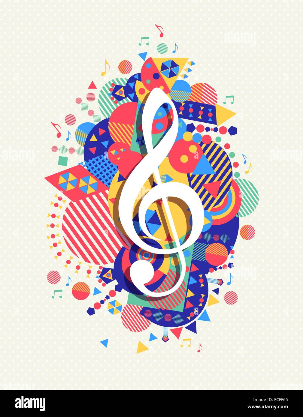 colorful music note design wwwpixsharkcom images