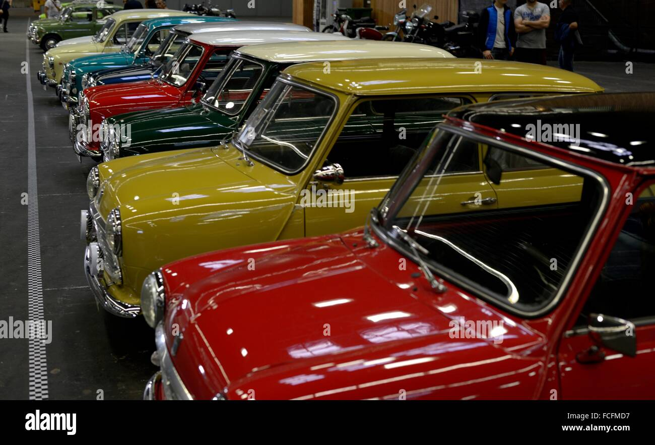 an old model car collection Seat 600 Stock Photo, Royalty Free Image ...