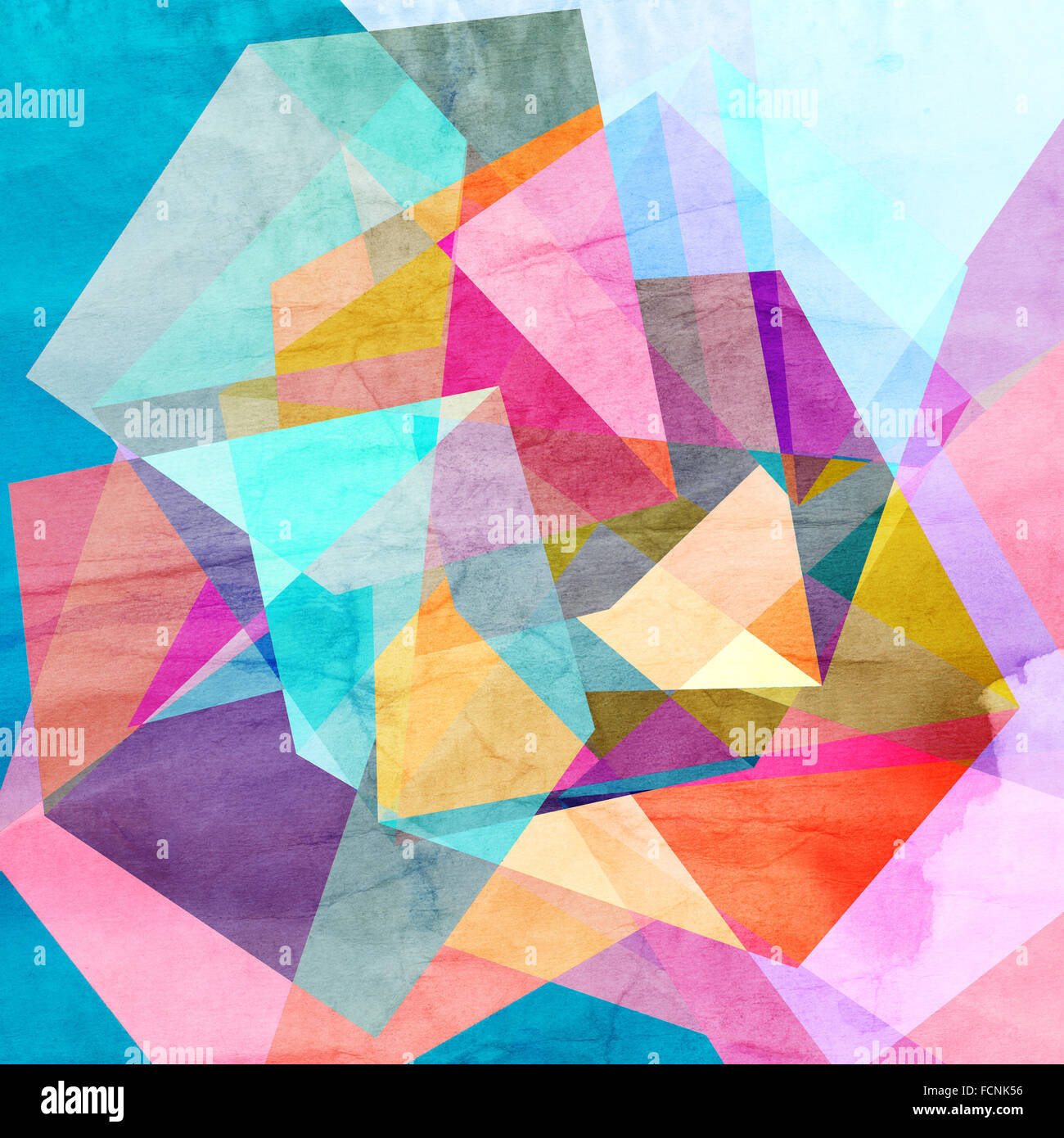 colorful shapes background created - photo #9