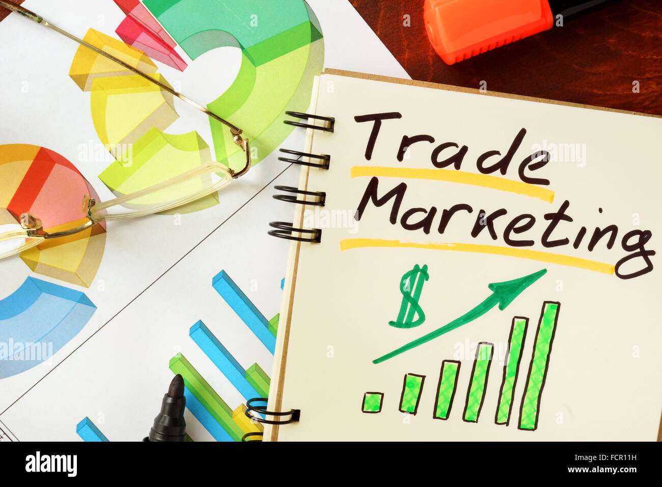 What is trade market
