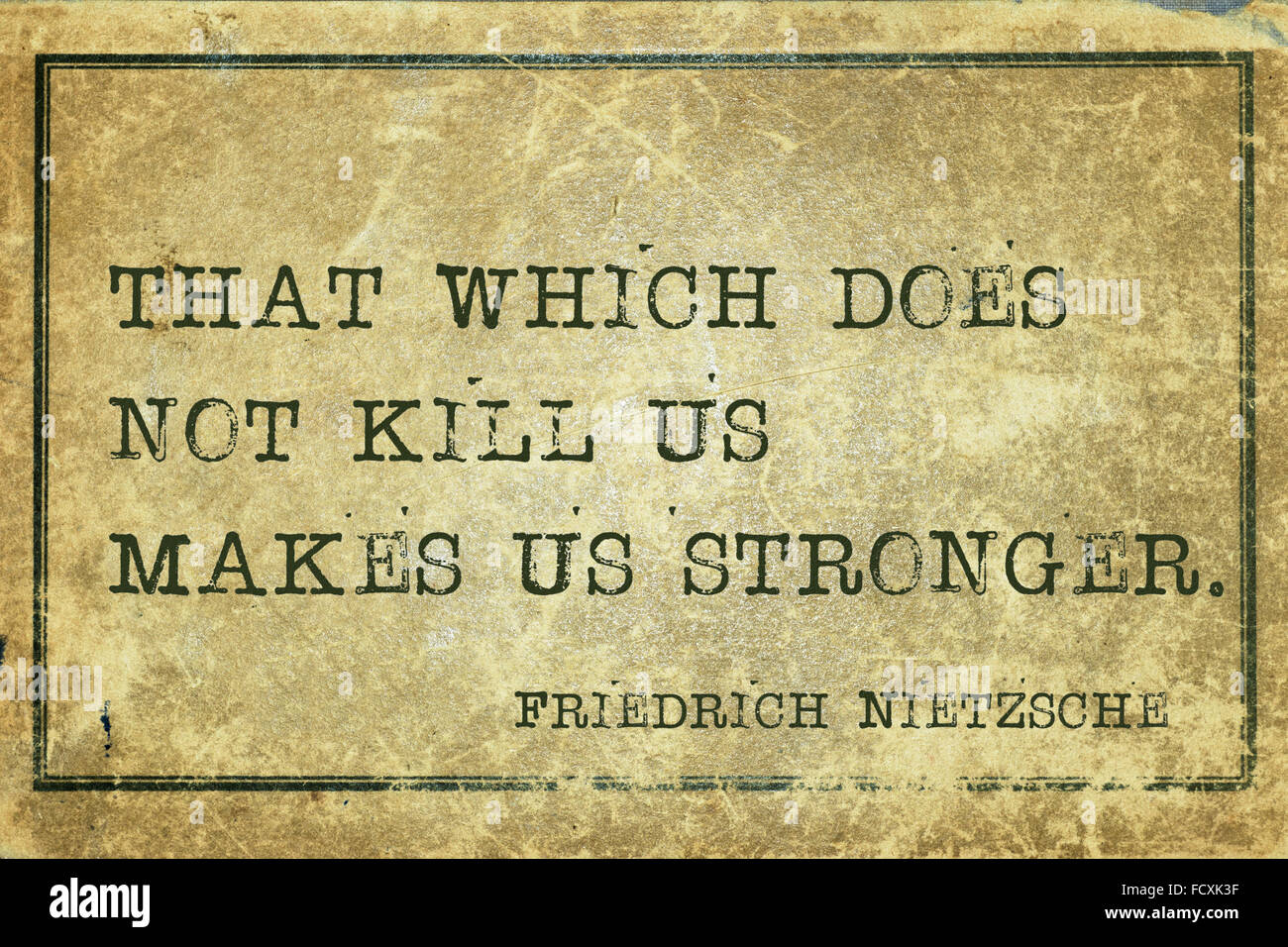 C Stock Quote That Which Does Not Kill Us Makes Us Stronger  Ancient German